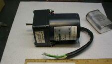 Oriental #274-3873-02 gearmotor 200 Rpm 115 volt reversible