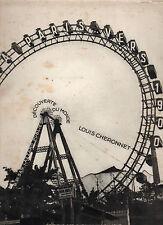 A PARIS VERS 1900 + Louis CHERONNET + Architecture, spectacles ... NADAR BRANGER