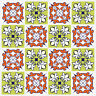 Tile Stickers Transfers Traditional Vintage Kitchen Bathroom Custom Sizes - T11