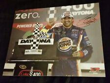 Tony Stewart Daytona 400 Nascar Signed Autographed 8x10 Photograph Picture