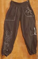 ZUMBA PANTS CARGO L COLOR RED
