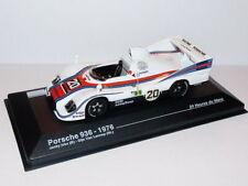 1/43 IXO 24 heures du Mans PORSCHE 936 winner 1976 ICKX