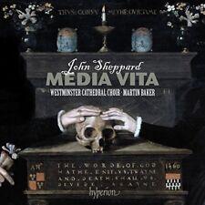 Martin Baker - Sheppard: Media Vita [New CD]