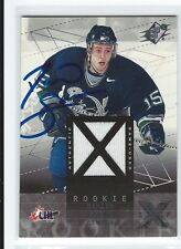 Damian SURMA Signed 2000/01 Upper Deck SPX Jersey Rookie Card Plymouth Whalers