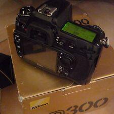 boitier reflex Nikon D300+ Afs 50 f1,8