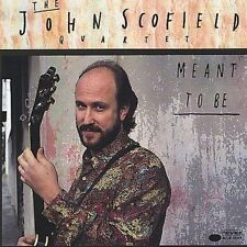 Meant to Be by John Scofield (CD, Feb-1991, Blue Note (Label))