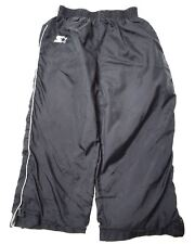 Starter Garçons Survêtement Pantalon 3-4 ans W19 L14 en nylon noir
