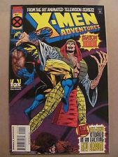 X-Men Adventures III #1 Marvel 1995 Based On Animated Series 9.4 Near Mint