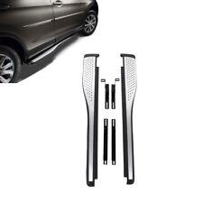 For 2012-2016 Honda CRV Aluminum 2X Running Boards Side Step Rails Foot Pedal