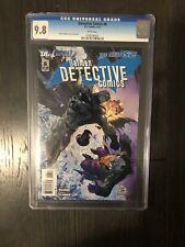 DETECTIVE COMICS # 6 / The new 52! / CGC Universal 9.8 / April 2012