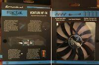 Fractal Design Venturi HP-12 140mm Cooling Fan FD-FAN-VENT-HF14-BK