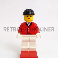 LEGO Minifigures - Horse Rider - par012 - Città Town Omino Minifig Set 6417