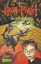 Harry Potter, Band 4: Harry Potter und der Feuerkelch vo... | Buch | Zustand gut