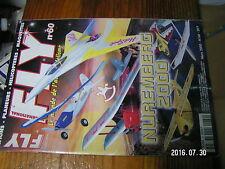 1?µ µ? Revue Fly n°60 plan encarté OT-287 / DG 800 Super Skybolt Pilatus PC-6