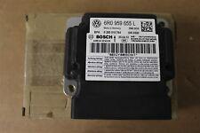 Il software codificato unità di controllo airbag Skoda Fabia 2010-2014 6R0959655L T2C ORIGINALE