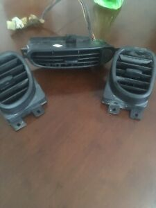 Corvette C5 Dash Grill Set W/ Hazard Switch And Mounting Bolts