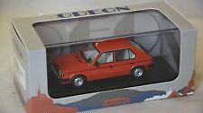 ODEON 010 - Simca Horizon 1978 rouge 1/43