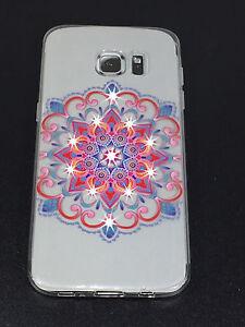 Mandala Series Slim High Quality Crystals Case for Samsung Galaxy S7
