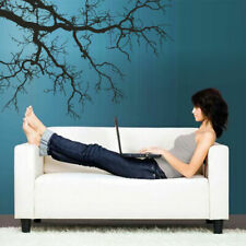 Wall Decal Vinyl Sticker Decals Tree Branch Without Leafs Bedroom (Z2724)