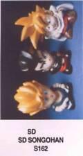 SUPER SAIYAN SONGOHAN 1 (Dragon Ball)  VINYL Model Kit  (Elfin) da colorare
