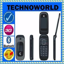 UNLOCKED ZTE T20 FLIP KEYPAD EASY TO USE ELDERLY MOBILE+3G+BLUETOOTH+DUAL SCREEN