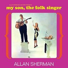 CD ALLAN SHERMAN MY SON THE FOLK SINGER SHTICKS AND STONES MY ZELDA SIR GREENBAU