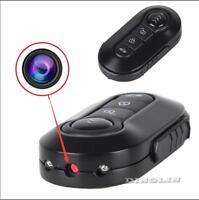 IR Night Vision HD 1920x1080P Hidden Video Spy Camera Car Key Chain Mini DV DVR