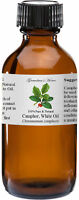 Camphor Essential Oil - 2 oz - 100% Pure and Natural - Free Shipping