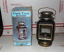 Vintage Kerosene Coach Lamp
