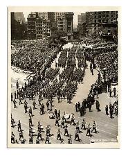 Charles Lindbergh NYC Ticker Tape Parade Original Photo