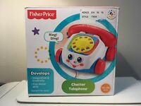 Fisher Price Chatter Telephone NIB