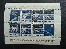 Pologne Bloc 47 **, Lunochod