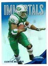 Panini Curtis Martin New York Jets Original Football Cards