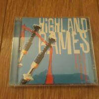 FINLAY MACDONALD / SIMON MCKERRELL / GIBB * HIGHLAND GAMES * CD ALBUM EXCELLENT