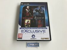 Devil May Cry 3 + Resident Evil 4 - PC - FR - Neuf Sous Blister
