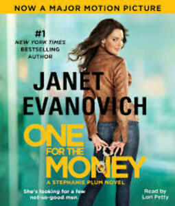 New Sealed - One for the Money by Janet Evanovich (2011, CD, Abridged) 3 CD set