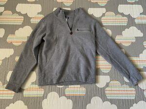 Patagonia Wool Alpiniste Men's Sweater Size Medium- Gray