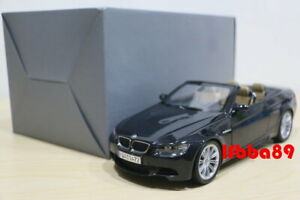 KYOSHO 1/18 BMW E93 M3 COUPE BLACK DEALER FIRST EDITIONS