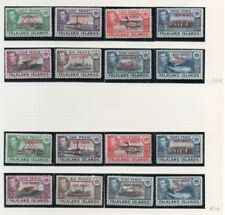 British Territory George VI (1936-1952) British Colony & Territory Stamps