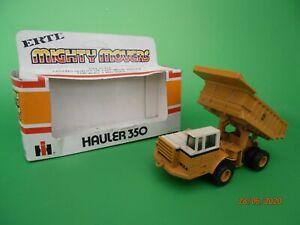 ERTL Mighty Movers. IH (Payhauler) 350 Hauler. Model No: 1852