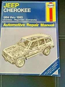 Service Repair Manuals For Jeep Wagoneer For Sale Ebay