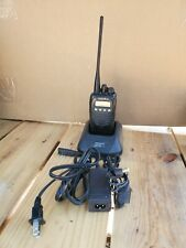 Kenwood TK-3173-K, 450-490 Mhz, 128ch, 4W UHF Radio, with Battery, and Charger