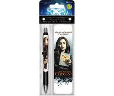 The Mortal Instruments City of Bones Gel Pen & Bookmark Set School Writing Gift