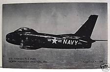 Tuyère Pavla 1//72 North-American FJ-4B Fury # U72151