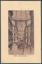 NAPOLI CITTÀ 97 Cartolina viaggiata 1915