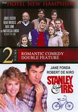 Stanley  Iris/Hotel New Hampshire (DVD 2013 1DSC) Robert De Niro/Jodi Foster/OOP