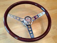1964 1965 1966 Ford Mustang GT 350 GT350  Shelby Cobra Wood Steering Wheel