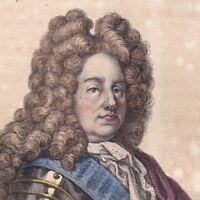 Louis Joseph de Bourbon Vendôme Grand Vendôme Duc D'Etampes Calcinato  Cassano