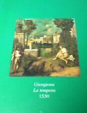 Giorgione/ La Tempesta unique necktie from The Accademia Museum , Venice