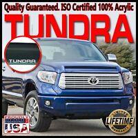 For 2007-2020 Tundra Crewmax Side Window Rain Guards Deflectors Vent Visors Crew